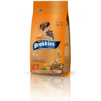 Brekkies Cat Excel Mix Pui 1,5 kg