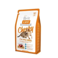 Brit Care Cat Cheeky Living Outdoor 0.4 kg