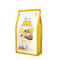 Brit Care Cat Sunny Beautiful Hair, 400 g