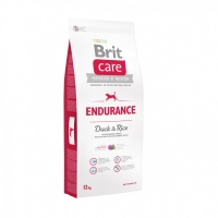 Brit Care Endurance All Breed Rata si Orez, 12 kg