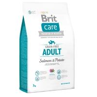Brit Care Grain-free Adult Somon si Cartofi, 3 kg
