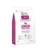 Brit Care Junior Large Breed Miel si Orez, 3 kg