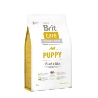 Brit Care Puppy All Breed Miel si Orez 3 kg
