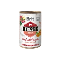 Brit Fresh Beef with Pumpkin 400 g