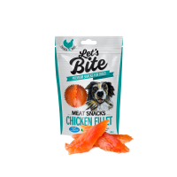 Brit Lets Bite Meat Snacks Chicken Fillet 80 g