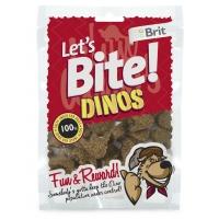 Brit Lets Bite Dinos, 150 g