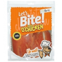 Brit Let's Bite, Fillet O'Chicken, 400 g