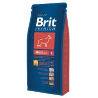 Brit Premium Adult L, 15 kg