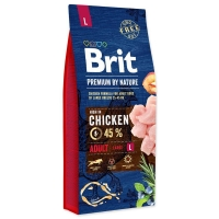 Brit Premium by Nature Adult L, 8 kg