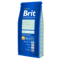 Brit Premium Light, 15 kg