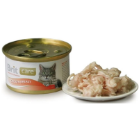 Brit Care Pisica Chicken Breast conserva 80 gr
