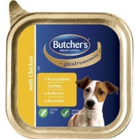 Butcher's Dog Gastronomia Pate cu Pui, 150 g