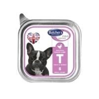 Butcher's Dog Pro Series Pate, Pasare si Vita, 150 g