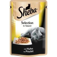 Sheba Mini Pouch cu Pui 50g