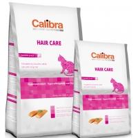 Calibra Cat EN Hair Care cu Somon, 7 kg + 2kg