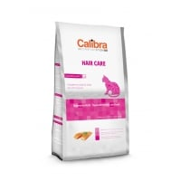 Calibra Cat EN Hair Care cu Somon, 7 kg