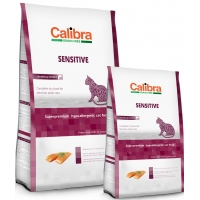 Calibra Cat Grain Free Sensitive Somon, 7 kg + 2 kg