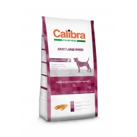 Calibra Dog Grain Free Adult Large Breed Somon, 12 kg