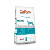 Calibra Dog Hypoalergenic Adult Large Breed cu Miel, 14 kg