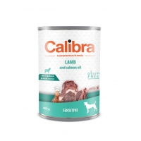 Calibra Dog Sensitive Miel 400 g