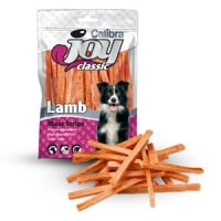 Calibra Joy Dog Lamb Meat Strips, 80 g