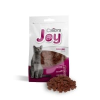 Calibra Joy Cat Snack Duck Cubes, 70 g