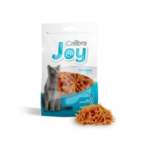 Calibra Joy Cat Snack Fish Stripes, 70 g
