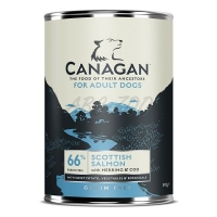 Canagan Conserva Dog Grain Free Somon 395 g