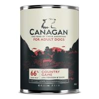 Canagan Conserva Dog Grain Free Vanat Si Rata 395 g