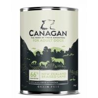 Canagan Conserva Dog Grain Free Miel Si Peste Alb 395 g