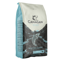 Canagan Grain Free Small Breed Somon, 2 kg