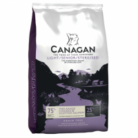 Canagan Cat Light Senior Sterilised, 4kg