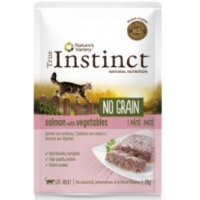True Instinct Cat No Grain Somon si Legume, 70 g