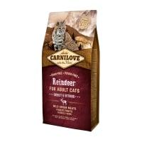 CARNILOVE Energy & Outdoor, Ren, hrană uscată fără cereale pisici de exterior și activitate intensă, 400g