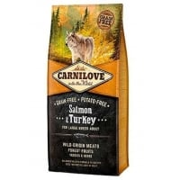 CARNILOVE LARGE BREED ADULT SOMON SI CURCAN, 12 KG
