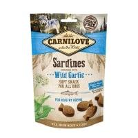 Carnilove Dog Semi Moist Sardines with Wild Garlic 200 g