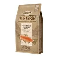 CARNILOVE True Fresh Adult S-XL, Pește proaspăt cu năut și mere, hrană uscată fără cereale câini, 4kg