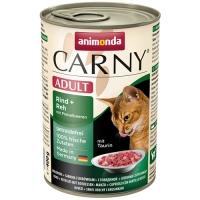 Carny Adult Vita Vanat si Merisor 400 g