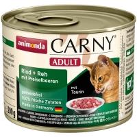 Carny Adult Vita Vanat si Merisor 200 g
