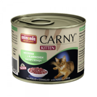 Carny Kitten Pui si Iepure 200 g