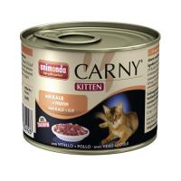 Carny Kitten Vita, Vitel si Pui 200 g