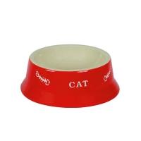 Castron Ceramic pentru Pisici Kerbl, 200 ml, Diferite Culori