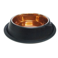 Castron Inox 0.9 L Negru Alama