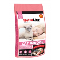 Nutraline Cat Adult Indoor 10 Kg