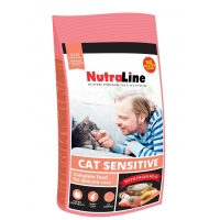 Nutraline Cat Sensitive, 1.5 kg
