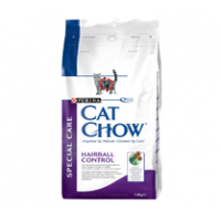 Cat Chow Adult Hairball Control 15 kg Expira in Aprilie 2019