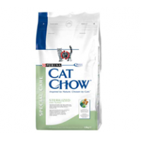 Cat Chow Sterilized 400 g
