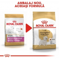 Royal Canin West Highland White Terrier, 500 g