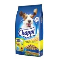 CHAPPI Pasăre și Legume, hrană uscată câini, 9kg