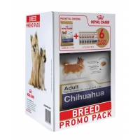 Kit Breed Royal Canin Chihuahua Adult, 1.5 kg